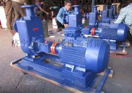 价低质量好32ZW10-20自吸无堵塞污水泵