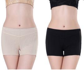 外单爆款网纱性感塑身提臀内裤露臀女式提臀内裤