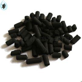 常用脱硝活性炭 9mm煤质柱炭