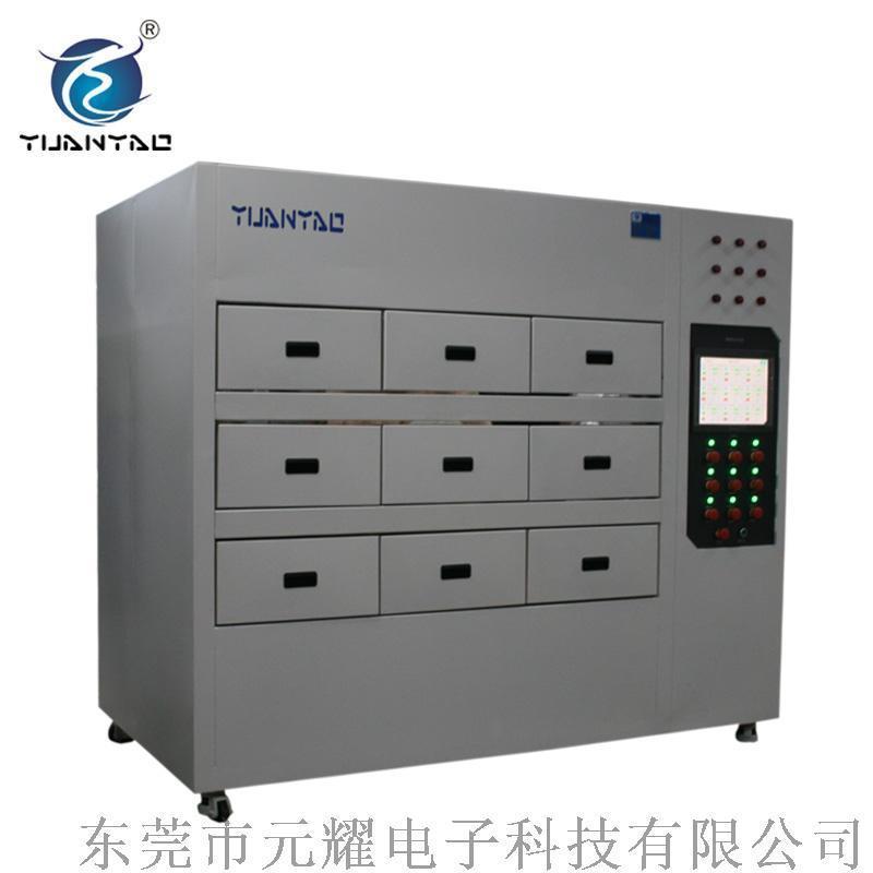 高溫烘烤箱YPO 元耀九門烘箱 大型九門高溫烘烤箱