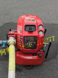 VF63AS日本東發手擡機動消防泵
