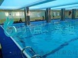 未來游泳館建造鋼結構泳池是趨勢