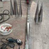 304不锈钢避雷针管,不锈钢椎管