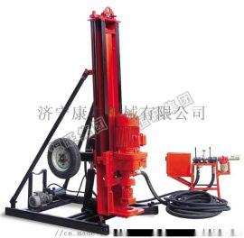 山东恒旺小型潜孔钻机 冲击钻立式冲击钻机
