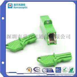 E2000A光纤适配器光纤法兰盘E2000
