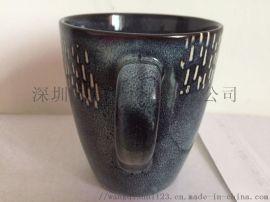 陶瓷杯子茶水杯子开水杯