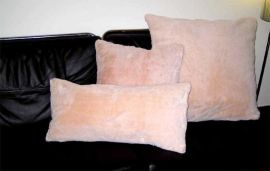 毛毛靠垫(1)