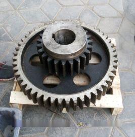 js1000搅拌机49齿大齿轮 减速机23齿小齿轮