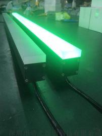 LED线条灯户外防水数码管护栏管硬灯条