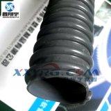 PVC塑筋螺旋增强缠绕排水吸尘通风软管下水排污管
