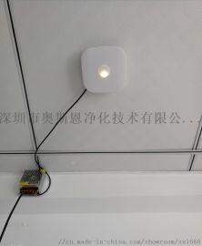 校园吸顶式智能小型教室环境监测仪以及厂家报价