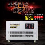 大澤動力12千瓦靜音汽油發電機技術特點