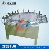 LA1216精密气动绷网机 套色丝网拉网机
