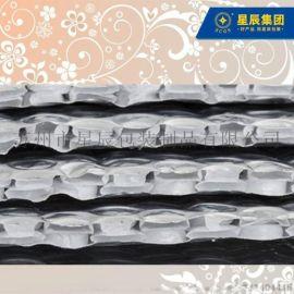 360g长输低能耗热网抗对流层 蒸汽管道保温铝箔
