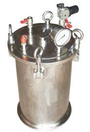 10L不锈钢压力桶(MIX-126)