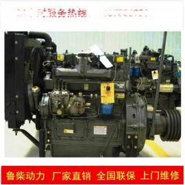 散装水泥罐车用潍坊柴油机4102P济宁梁山罐车厂四缸离合器皮带轮