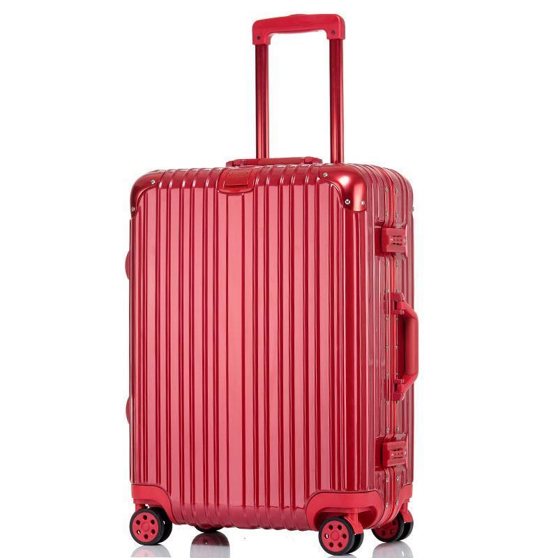 20寸行李箱密码锁万向轮拉杆箱供应定做可加logo实用礼品定做