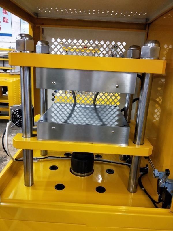 50T多种小型塑料硫化机 橡胶制品热压成型机