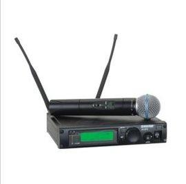 SHURE ULXP24/beta58无线手持式话筒