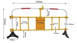 道路环保PVC护栏栏