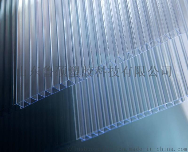 淄博張店實心耐力板、中空8mm陽光板