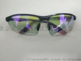 防高频辐射眼镜,防辐射眼镜,时尚飞行员款式护目镜