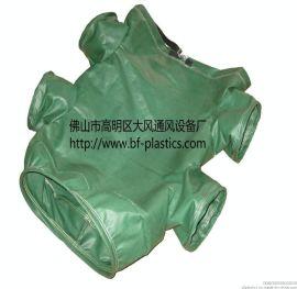 厂家批发玻璃纤维高温防火冶炼工厂专用通风软管