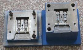 专业制作M12航空插头模具