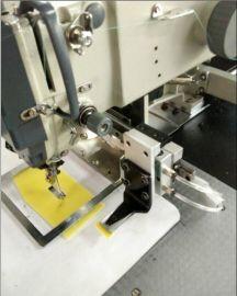 星驰牌侧滑压脚电脑花样机3020 ,主用于小织唛商标特种功能缝纫机