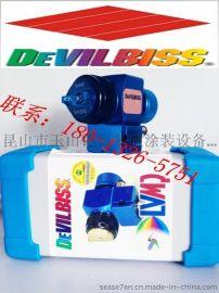 DEVILBISS特威T2-AGPV新型水性漆自动喷头
