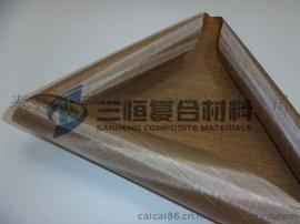 供应单面特氟龙高温布、聚四氟乙烯单面漆布