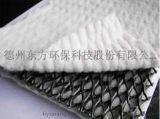 高强抗拉 抗压 HDPE三维复合排水网 排水网芯