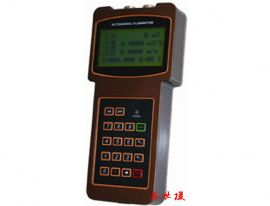**圣世援TUF-2000H巡检专用手持式超声波流量计
