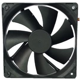 明晨鑫MX12025直流耐高温风扇,无极正反转散热风扇