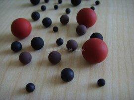台湾进口橡胶球 进口水磨橡胶球