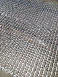 304不锈钢输送机网带长城网带 马蹄链 板式网带