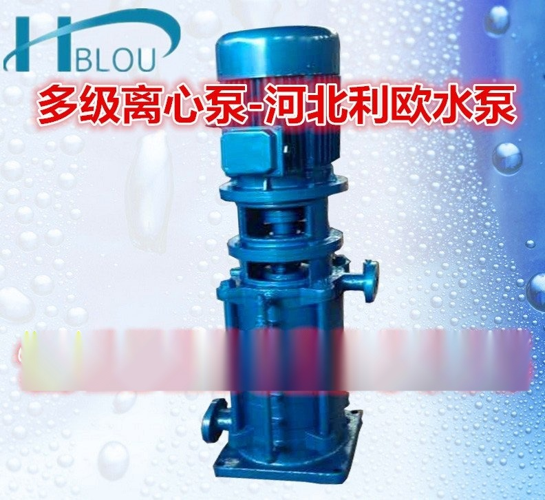 利欧32DL5-10*4立式多级管道离心泵消防喷淋泵清水泵锅炉给水泵