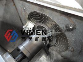 张家港市专业供应PVC及WPC木塑热切造粒挤出生产线设备