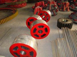 1.2x12米滚筒烘干机托轮配件