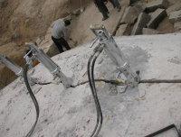 石英石露天开采施工新机械