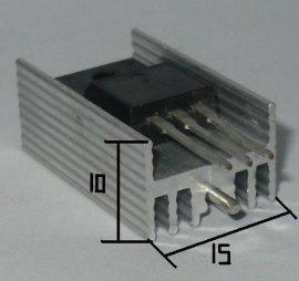 铝散热器(6030)