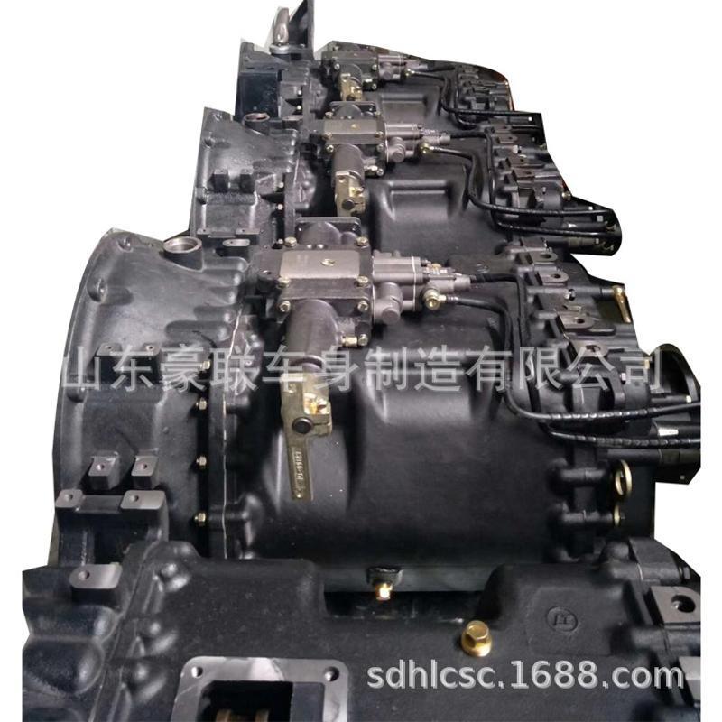 重汽HW12706T變速箱總成 HW12706T140581 廠家 價格 圖片