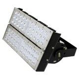 長期供應led隧道燈外殼 led投光燈套件黑金剛120W摸組投光燈外殼