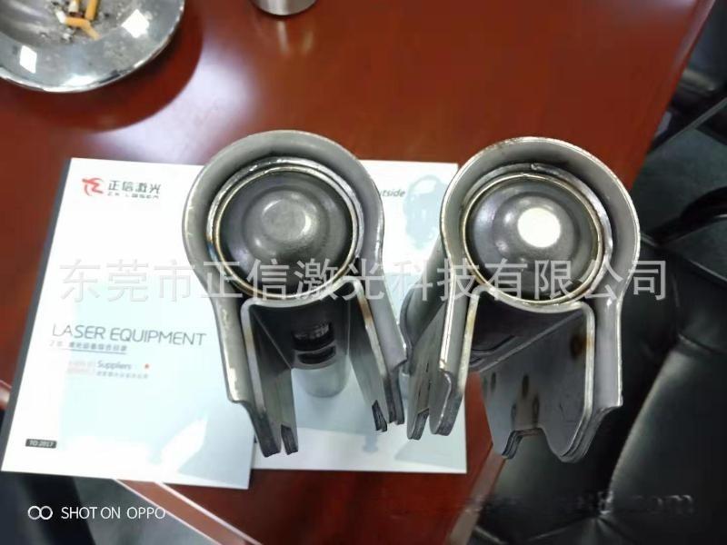 汽车零配件激光焊接 减震器活塞杆激光焊接设备