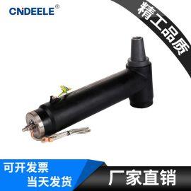 电缆附件35KV拓展型避雷器高压欧式电缆插拔头
