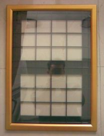 A3洗手间广告框