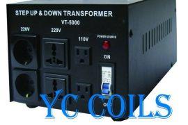 5000W双向电压转换电源变压器