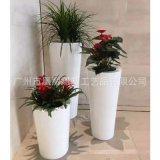 园艺花盆创意花盆玻璃钢花盆 玻璃钢高档花盆 生产厂家