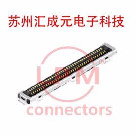 苏州汇成元电子供广濑 LVD-A50LMSG+ 替代品连接器