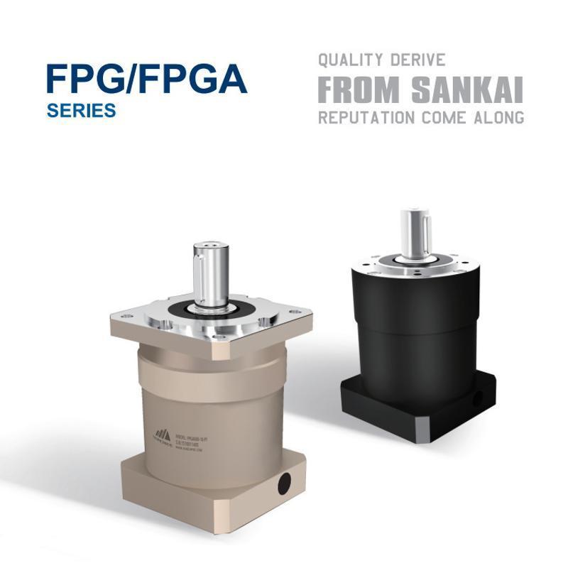 印刷机械用FPGA080工业用齿轮减速机